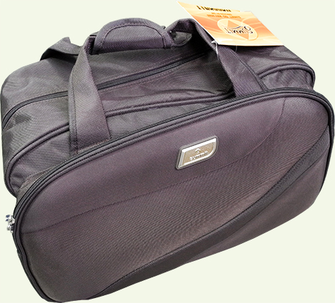 bc044f37549f дорожные сумки без колёс | Мир кейсов