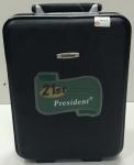 "Планшет из пластика PRESIDENT, артикул 7016-15"", цвет - черный"